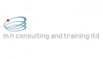 M.H. Consulting and Training logo