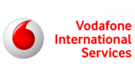 Vodafone International Services logo