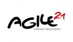 Agile21 logo