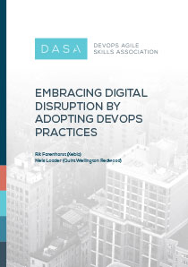 White Paper - Embracing Digital Disruption by Adopting DevOps Practices