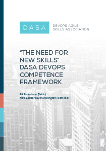 White Paper - The Need for New Skills - DASA DevOps Competence Framework
