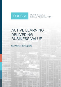 White Paper - Active Learning Delivering Business Value