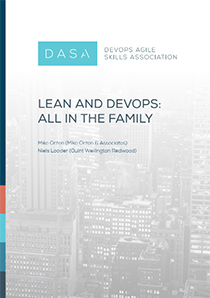 White Paper 5 - Lean and DevOps: All in the Family