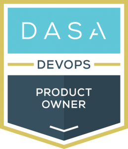 DASA DevOps product Owner