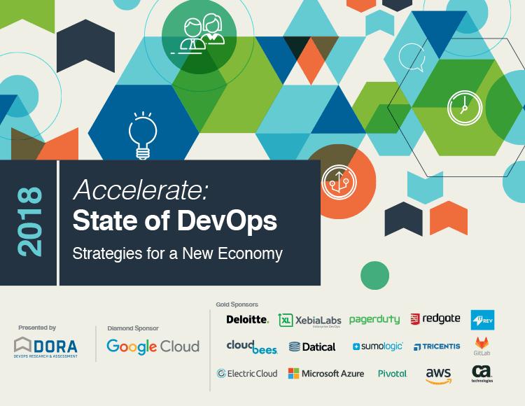 DORA – State of DevOps 2018