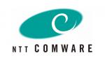 NTT Comware logo