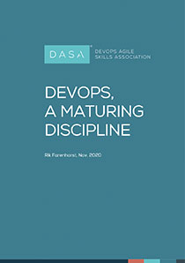 White Paper:  DevOps, a Maturing Discipline