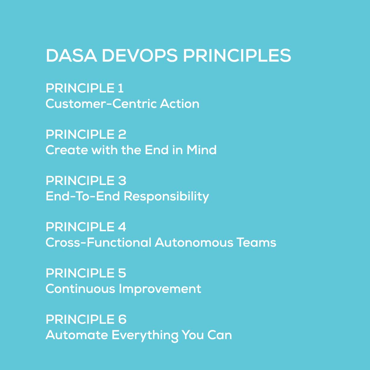 DASA-principles